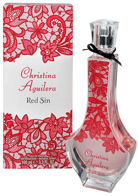 Christina Aguilera Red Sin - EDP 30 ml