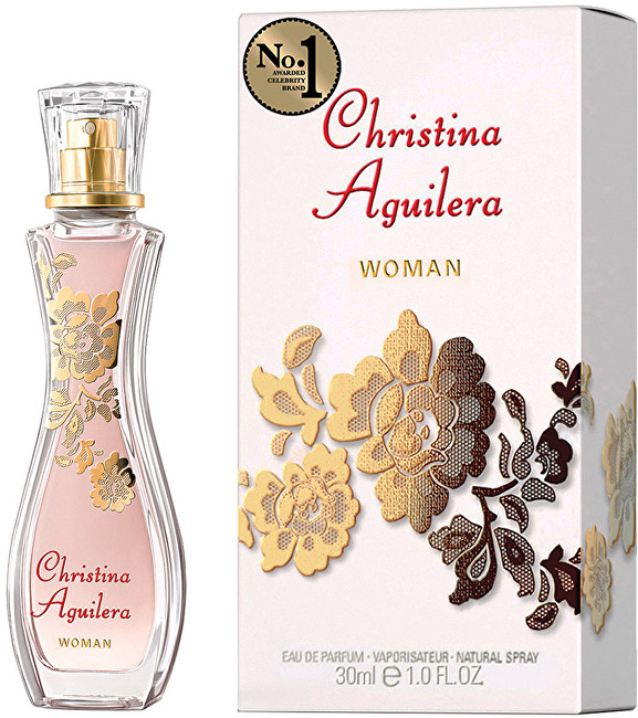 Christina Aguilera Woman - EDP 50 ml