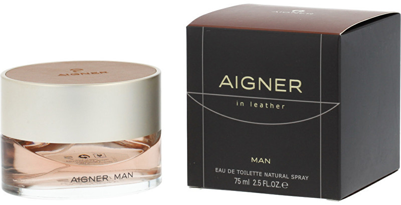 Aigner In Leather Man - EDT 75 ml