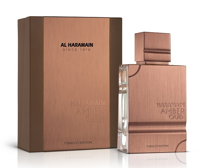 Al Haramain Amber Oud Tobacco Edition - EDP 2 ml - odstřik s rozprašovačem