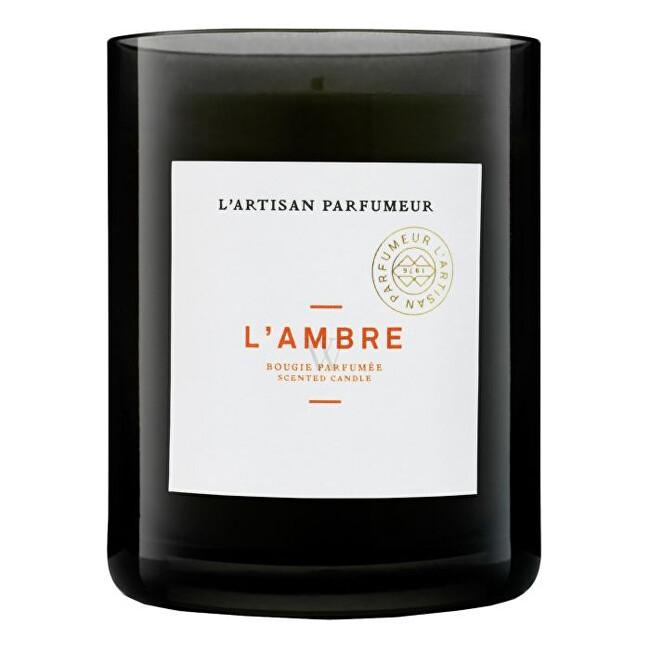 L´Artisan Parfumeur L´Eau D´Ambre - svíčka 250 g