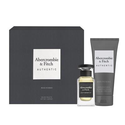 Abercrombie & Fitch Authentic Man - EDT 50 ml + sprchový gel 200 ml
