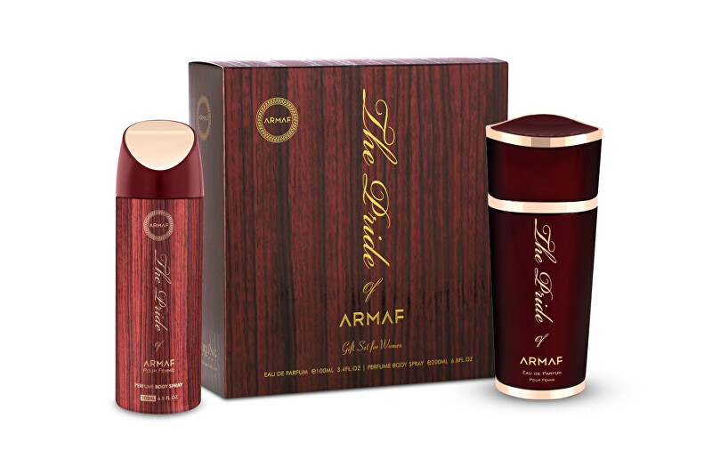 Armaf The Pride Of Armaf For Women - EDP 100 ml + deodorant ve spreji 200 ml