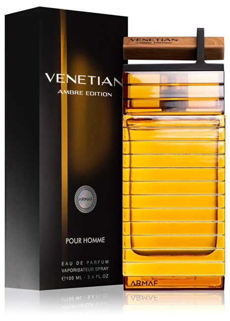 Armaf Venetian Ambre Edition Pour Homme - EDP 100 ml