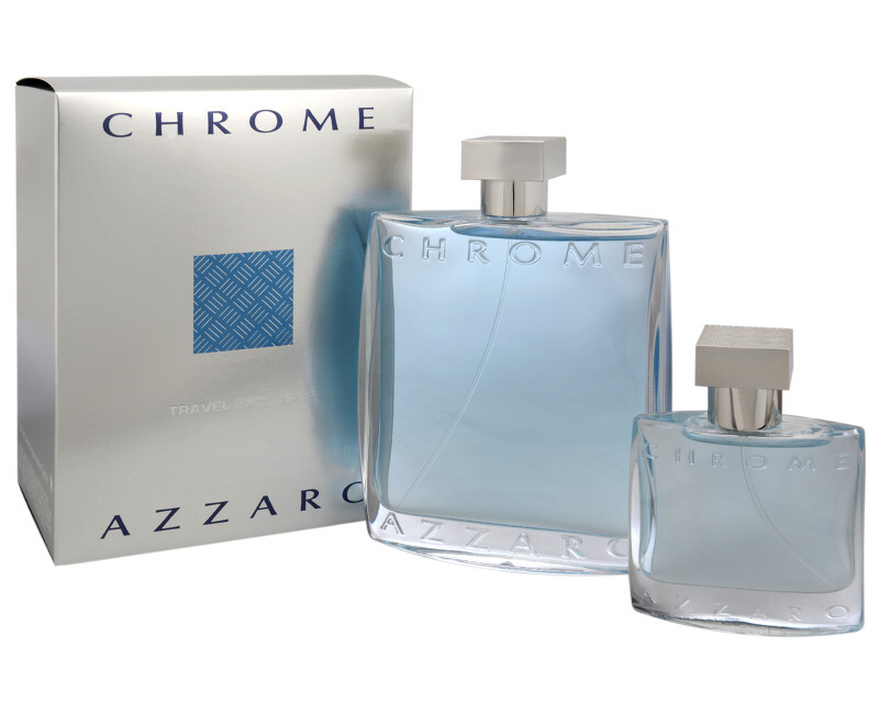 Azzaro Chrome - EDT 200 ml + EDT 30 ml