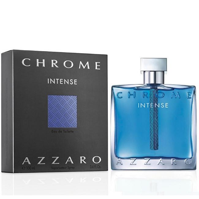 Azzaro Chrome Intense - EDT 100 ml