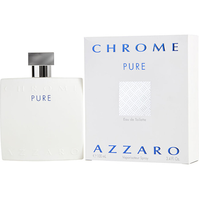 Azzaro Chrome Pure - EDT 50 ml