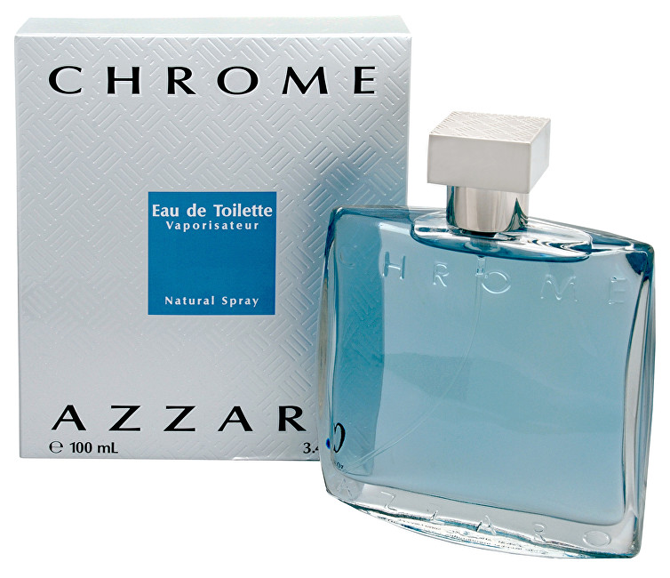 Azzaro Chrome - EDT 50 ml