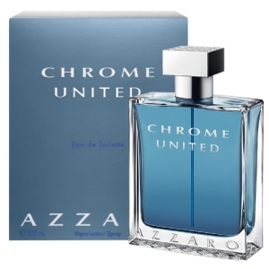 Azzaro Chrome United - EDT 100 ml