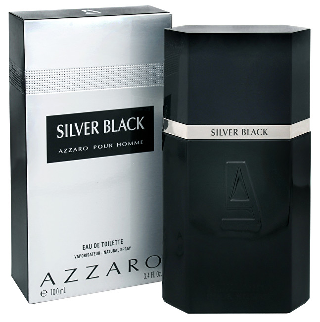 Azzaro Silver Black - EDT 100 ml