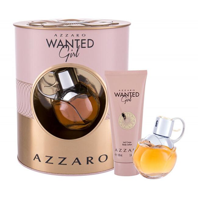 Azzaro Wanted Girl - EDP 50 ml + telové mlieko 100 ml