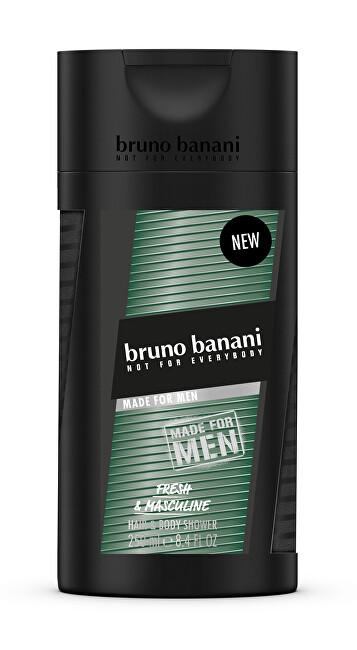 Bruno Banani Made For Men - sprchový gel 250 ml