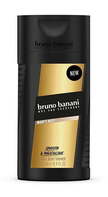 Bruno Banani Man´s Best - sprchový gel 250 ml