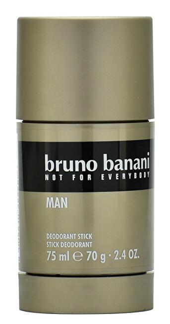 Bruno Banani Man - tuhý deodorant 75 ml