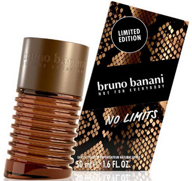Bruno Banani No Limits Man - EDT 50 ml