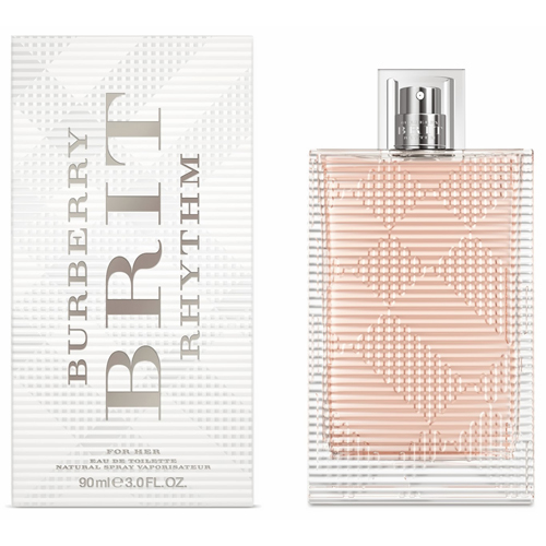 Burberry Brit Rhythm For Her - EDT 90 ml