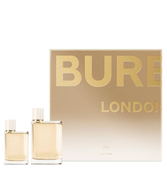 Burberry Her London Dream - EDP 100 ml + EDP 30 ml
