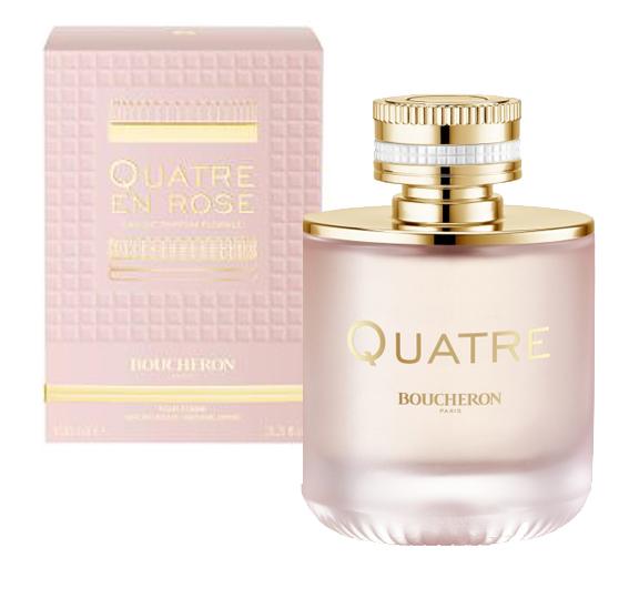 Boucheron Quatre En Rose parfumovaná voda dámska 100 ml