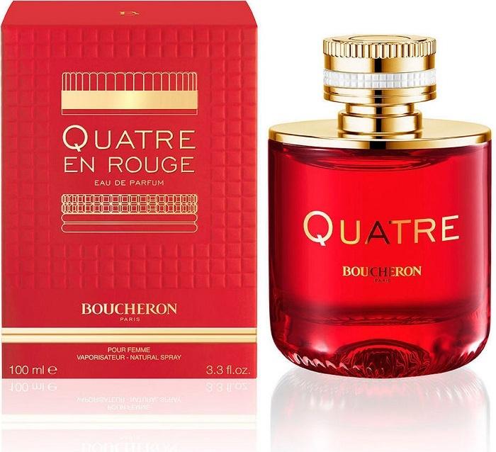 Boucheron Quatre En Rouge - EDP 100 ml