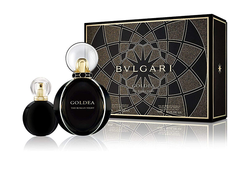Bvlgari Goldea The Roman Night - EDP 50 ml + EDP 15 ml