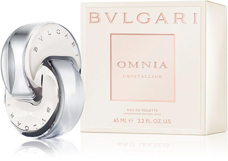 Bvlgari Omnia Crystalline toaletná voda dámska 25 ml