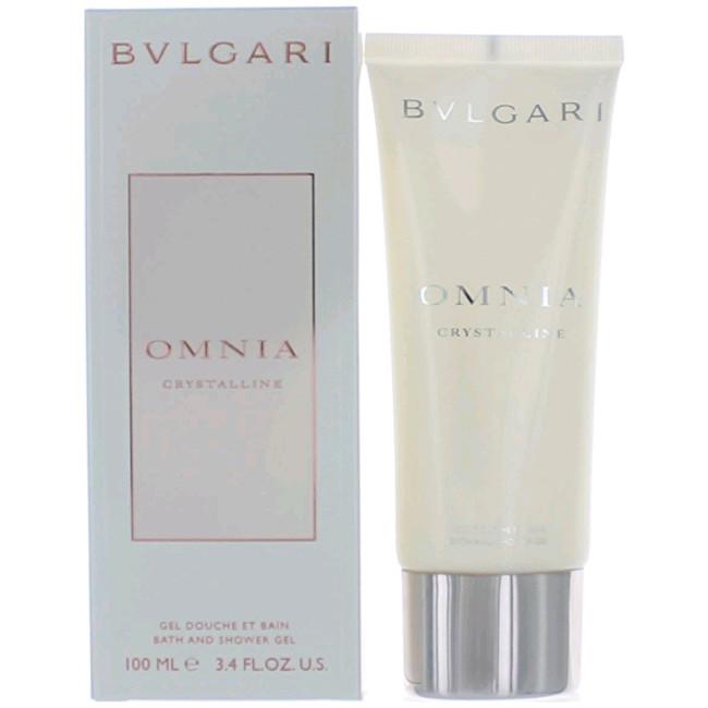 Bvlgari Omnia Crystalline - sprchový gel 100 ml