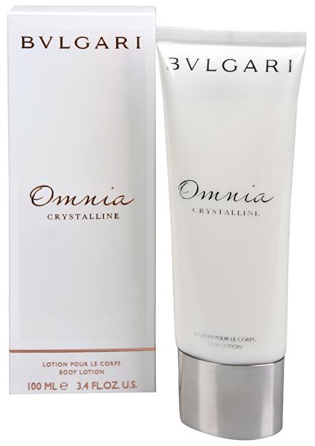 Bvlgari Omnia Crystalline - telové mlieko 100 ml
