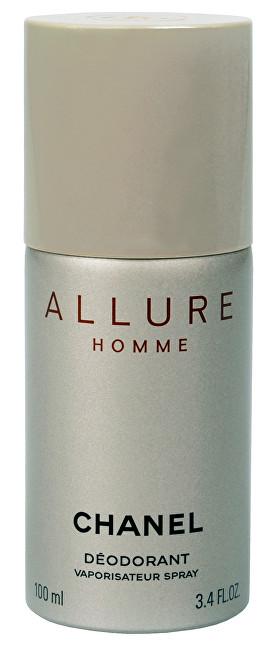 Chanel Allure Homme - deodorant v spreji 100 ml