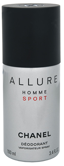 Chanel Allure Homme Sport - deodorant ve spreji 100 ml