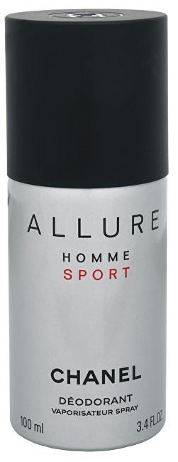 Chanel Allure Homme Sport - deodorant v spreji 100 ml