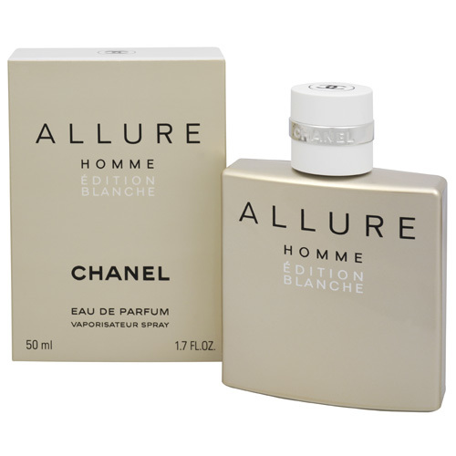 Chanel Allure Homme Édition Blanche - EDP 50 ml
