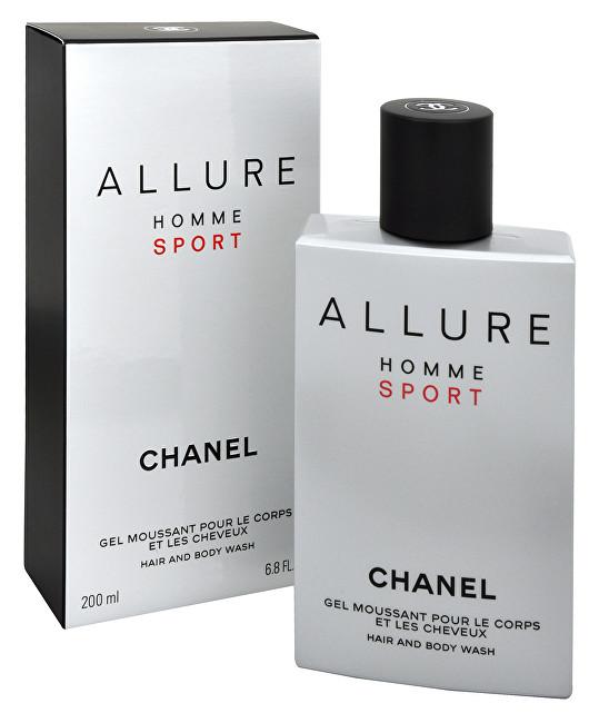 Chanel Allure Homme Sport - sprchový gél 200 ml
