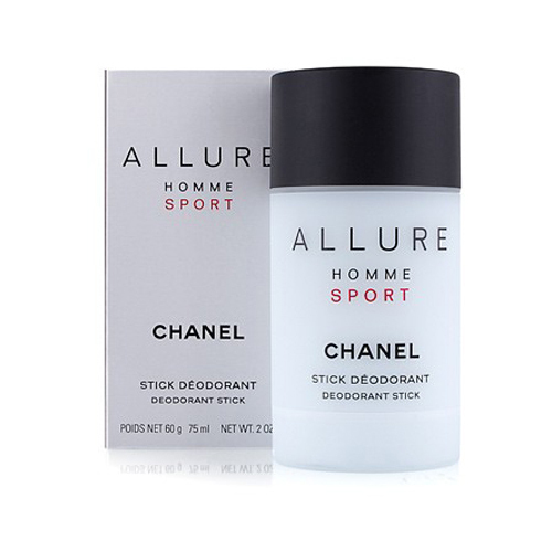 Chanel Allure Homme Sport - tuhý deodorant 75 ml