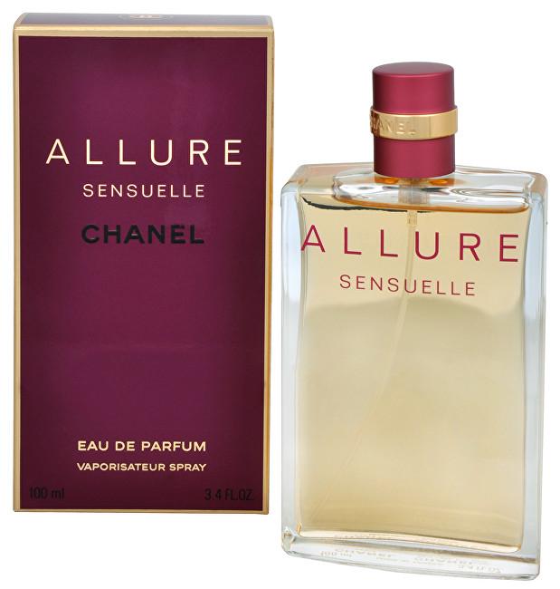 Chanel Allure Sensuelle parfumovaná voda dámska 100 ml