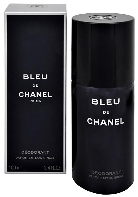 Chanel Bleu De Chanel - deodorant v spreji 100 ml