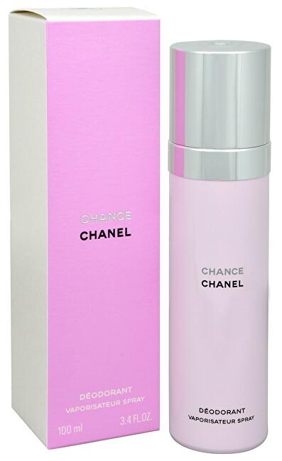 Chanel Chance - deodorant v spreji 100 ml