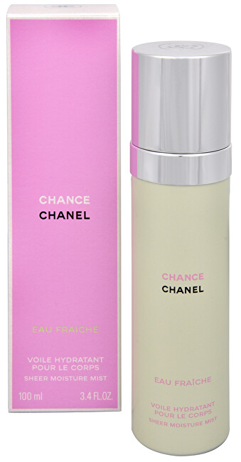 Chanel Chance Eau Fraiche - tělový sprej 100 ml