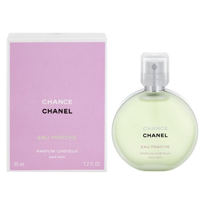 Chanel Chance Eau Fraiche - vlasový sprej 35 ml