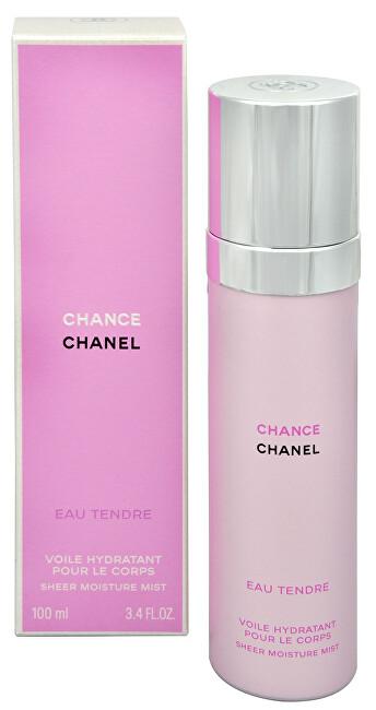 Chanel Chance Eau Tendre - telový závoj 100 ml