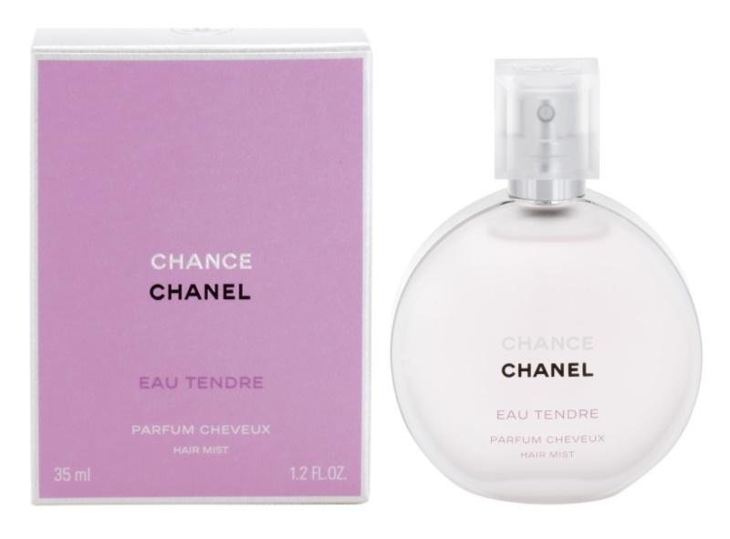 Chanel Chance Eau Tendre - vlasový sprej 35 ml