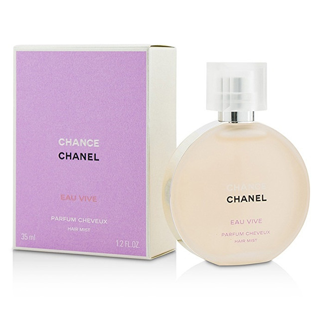 Chanel Chance Eau Vive - vlasový sprej 35 ml