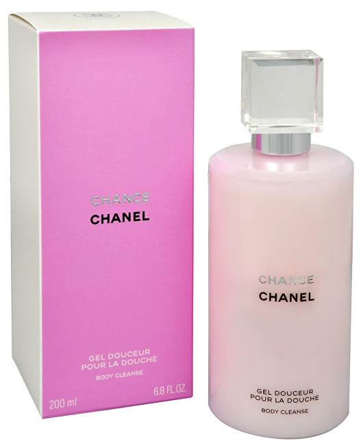 Chanel Chance - sprchový gel 200 ml