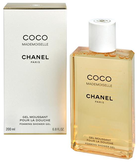 Chanel Coco Mademoiselle - sprchový gél 200 ml
