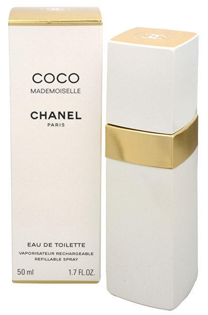 Chanel Coco Mademoiselle - EDT (plniteľná) 50 ml
