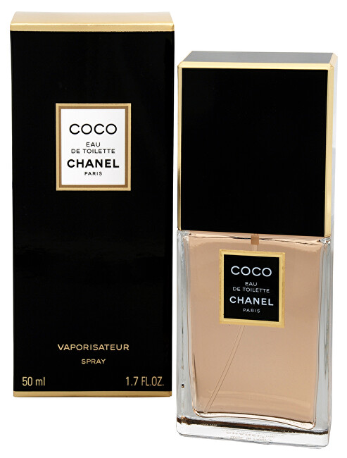 Chanel Coco toaletná voda dámska 50 ml