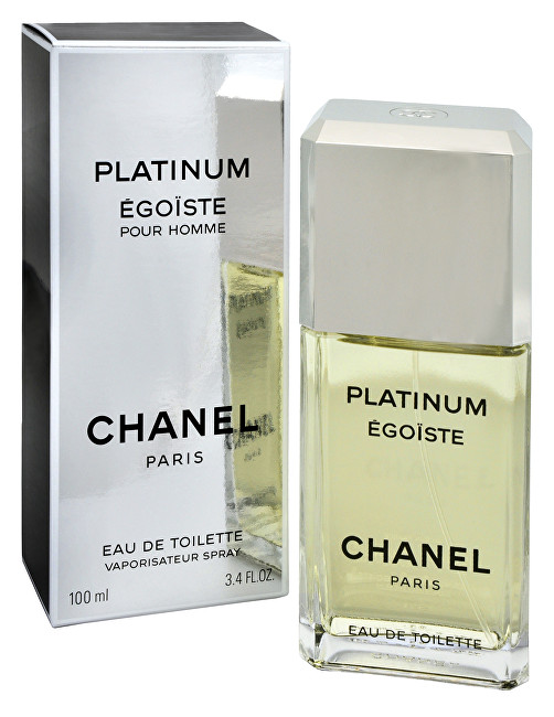 hanel Egoiste Platinum toaletná voda pánska 100 ml
