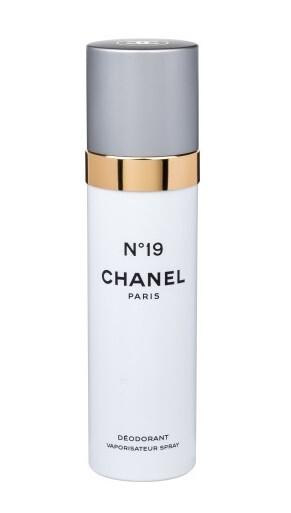 Chanel No. 19 Eau de Parfum - deodorant v spreji 100 ml