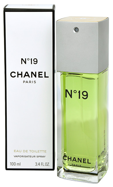 Chanel No. 19 - EDT 50 ml