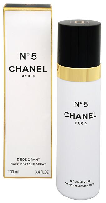 Chanel No. 5 - deodorant ve spreji - SLEVA - poškozený obal 100 ml