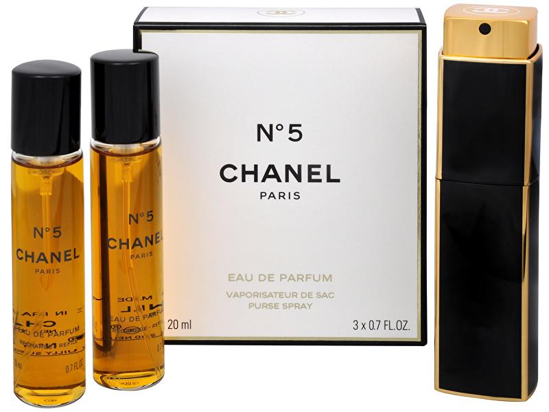Chanel No.5 parfumovaná voda dámska 60 ml